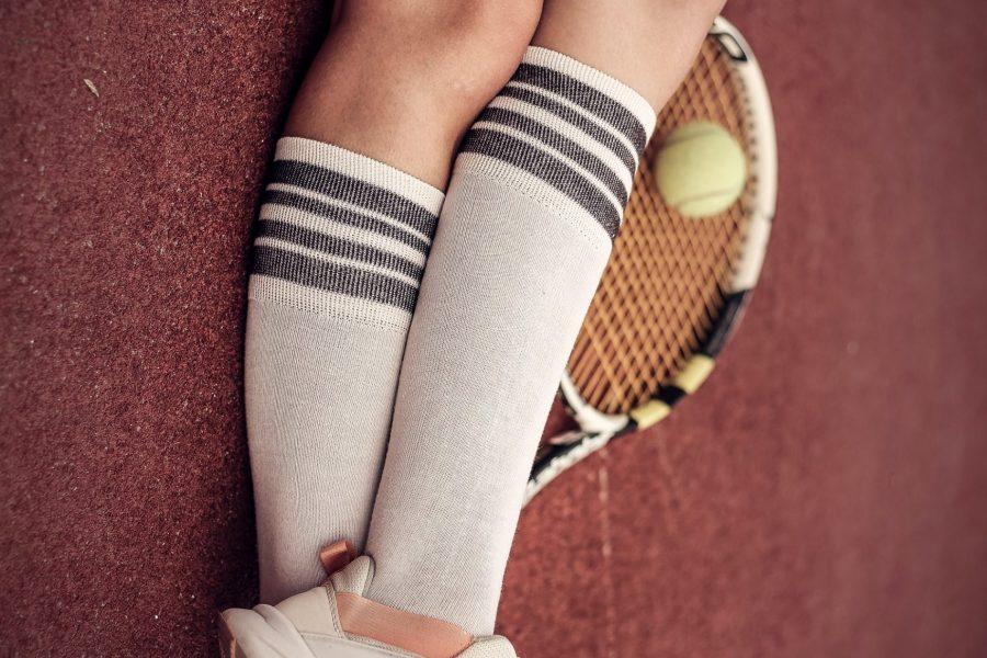 Tennis woman (1)